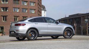 Mercedes GLC 300 Coupe 2021