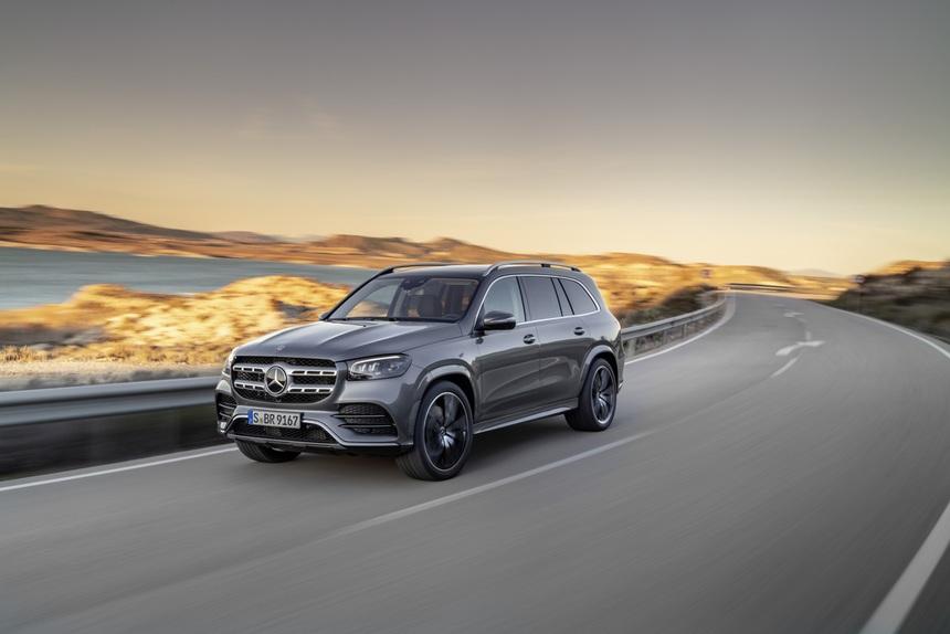 Mercedes GLS 450 2021