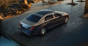 Mercedes Maybach S560 2021