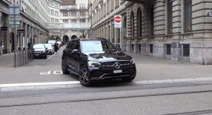 Mercedes GLC 300 2022
