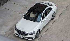 Mercedes S450 2022