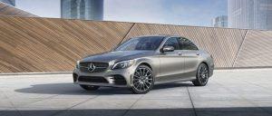 Mercedes C300 AMG 2022