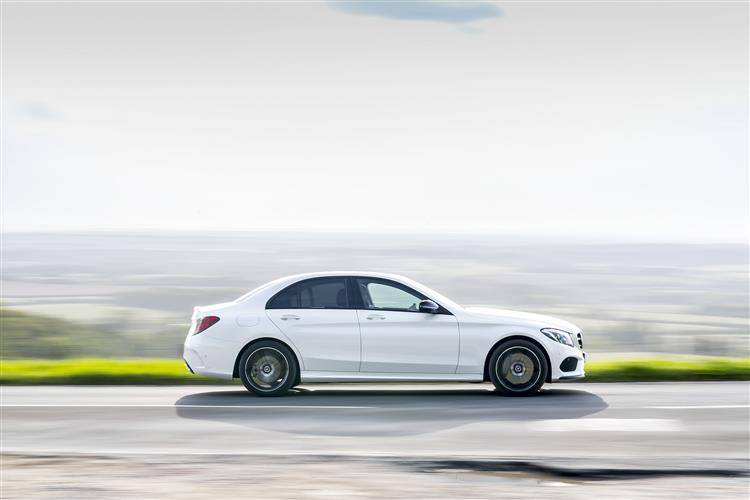 Mercedes C180 AMG 2022