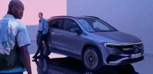 Những điểm nổi bật trên xe Mercedes EQA Xe oto Điện Hoàn Toàn mới