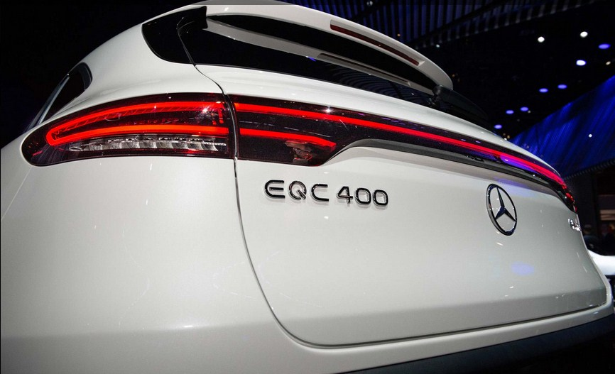 Mercedes EQC 2022