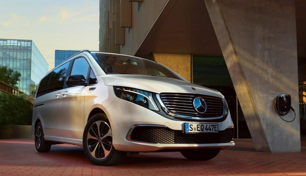 Mercedes EQV 2022