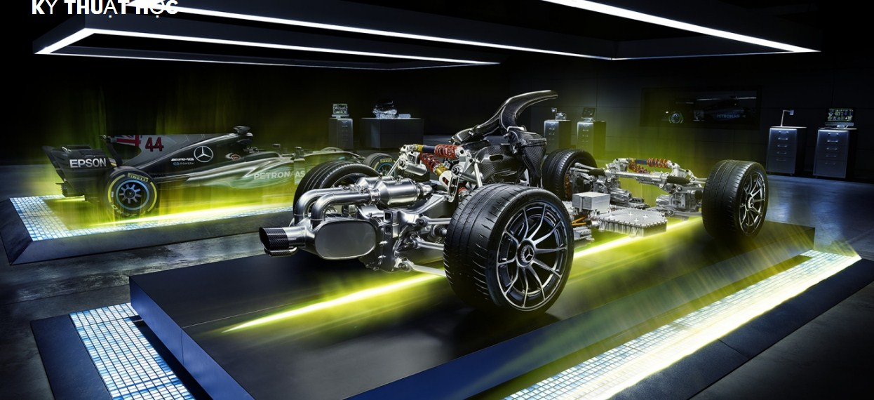 Mercedes-AMG Project ONE chiếc xe mạnh nhất