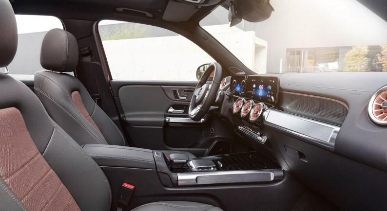Mercedes EQB 2022 Cái nhìn đầu tiên về chiếc EQB chạy điện