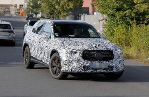 Mercedes GLC 2022 những thông tin hình ảnh dần lộ diện !