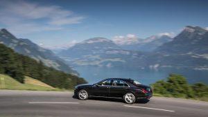 Mercedes S450 Luxury 2022